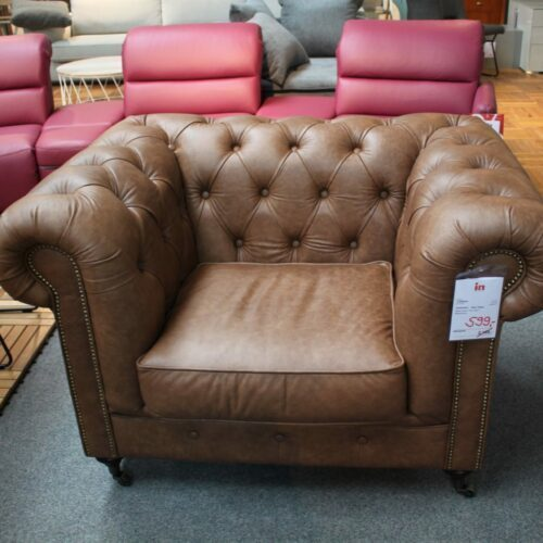 Chesterfield Chesterfield Sofa 1-Sitzer