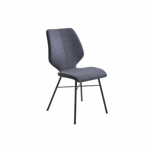 """Contur """"Penthouse"""" Stuhl ohne Armlehne mit Bezug Future"""