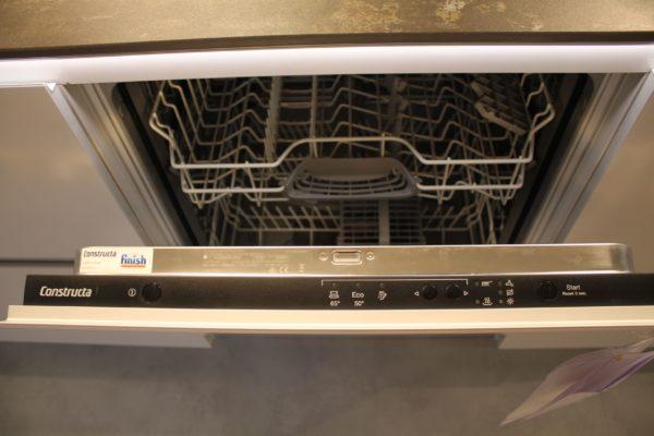 Constructa CG3A02V9 Geschirrspüler - Ansicht von oben
