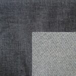 Trendstore Adina Bett Bezug anthracite-grey - Bezug Kopfteil silver-grey
