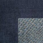 Trendstore Adina Bett Bezug saphire-blue - Bezug Kopfteil pigeon-blue