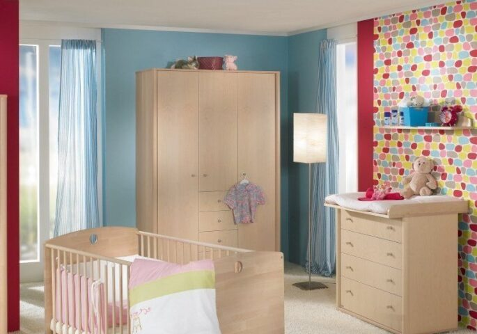 Babyzimmer: Gemütlich und praktisch einrichten