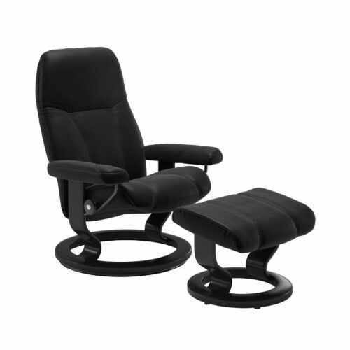 Stressless Consul Sessel mit Hocker