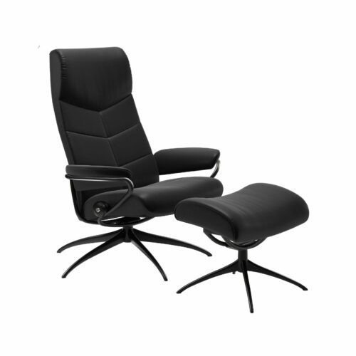 Stressless Dublin Sessel mit Hocker