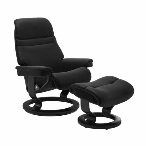 Stressless Sunrise Sessel mit Hocker
