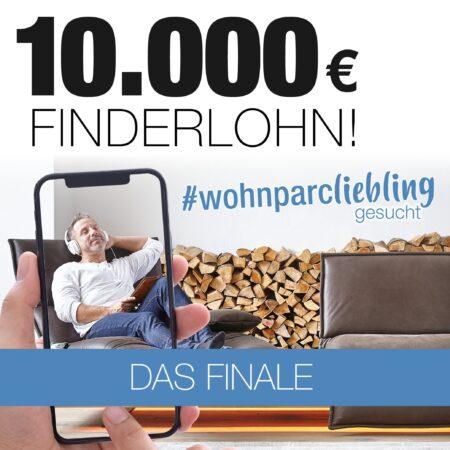 Wohnparc-Liebling gesucht: Das Finale