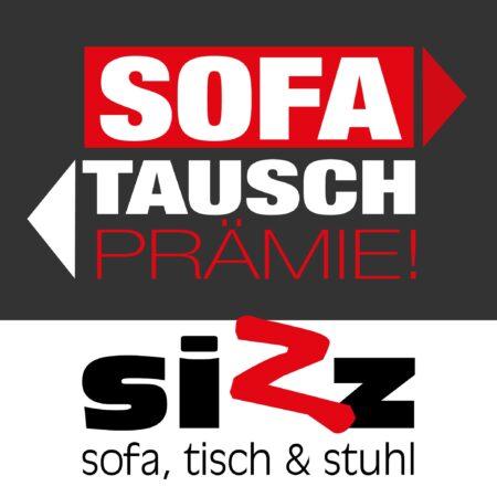 Sofa Tausch Prämie bei SIZZ