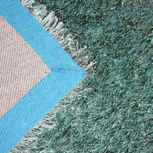 Astra New Feeling Teppich in der Farbe Mint – Detailansicht