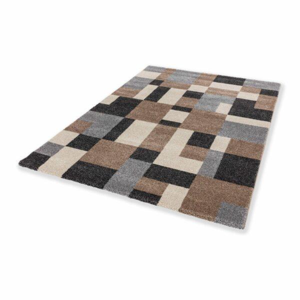 Astra Savona Design 191 Teppich in der Farbe Braun
