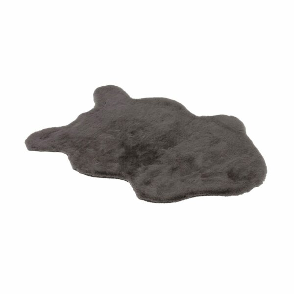Astra Tender Fellteppich grau seitlich