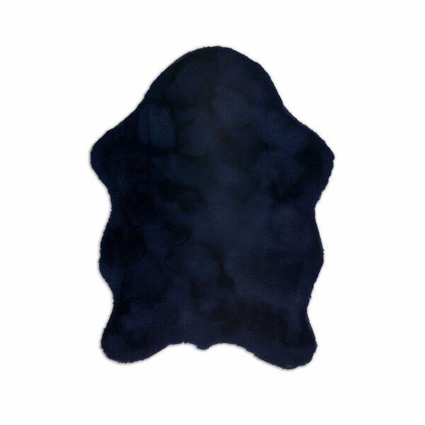 Astra Tender Fellteppich nachtblau