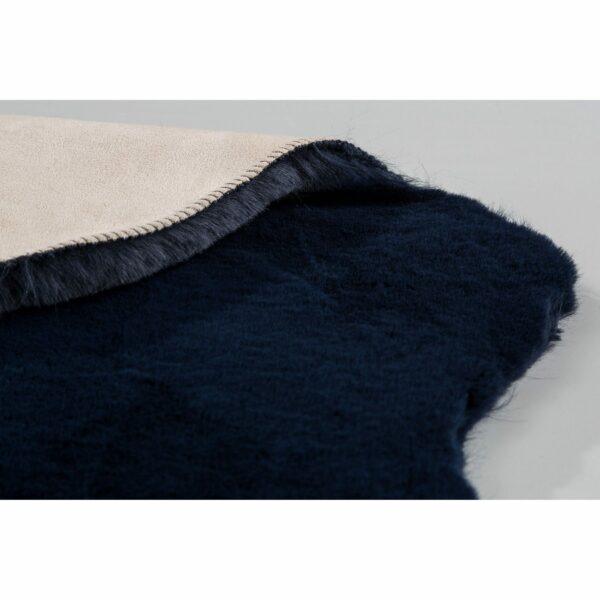 Astra Tender Fellteppich nachtblau Detail