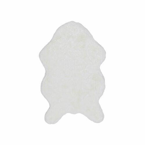 Astra Tender Fellteppich weiß