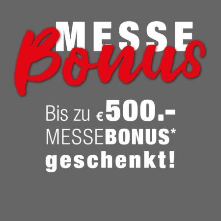 Messe-Bonus bei SIZZ - Sofa, Tisch & Stuhl