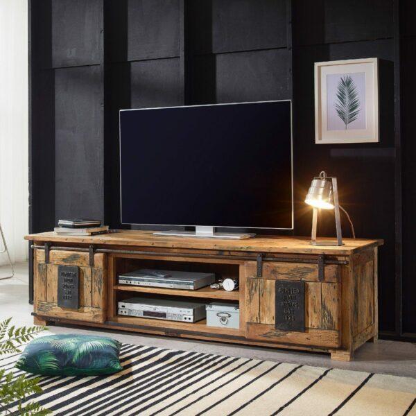Trendstore Guido TV Board – Wohnbeispiel
