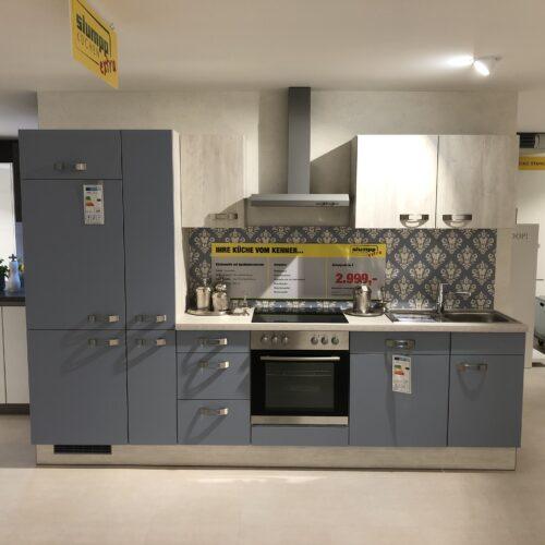 Impuls Küchen IP 1200 Einbauküche