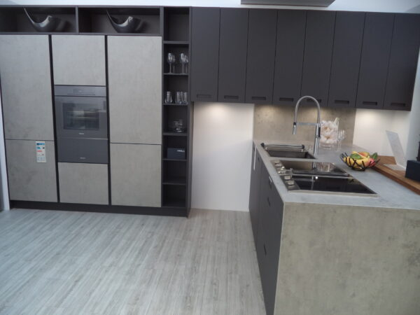 Next125 NX902/NX950 Einbauküche