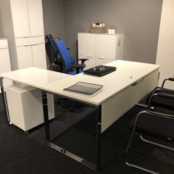 Maro Büroschreibtisch-Set