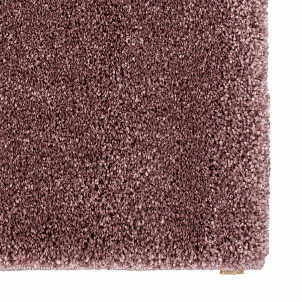 """Astra """"Savona 180"""" Teppich in der Farbe Aubergine – Detail"""
