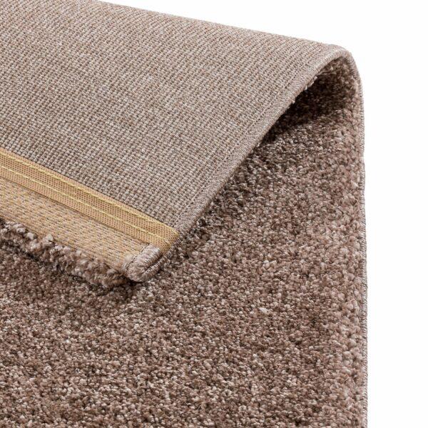 """Astra """"Savona 180"""" Teppich in der Farbe Haselnuss – Ecke"""