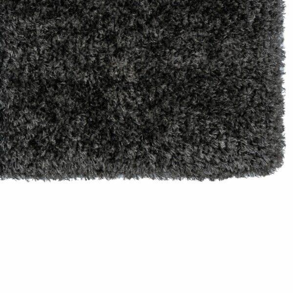 Astra Matera Teppich rechteckig Farbe Anthrazit – Detail