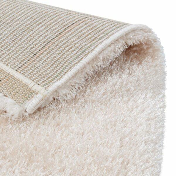 Astra Matera Teppich rechteckig Farbe Creme – Ecke