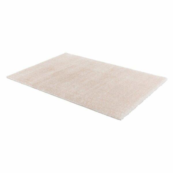 Astra Matera Teppich rechteckig Farbe Creme – seitliche Ansicht