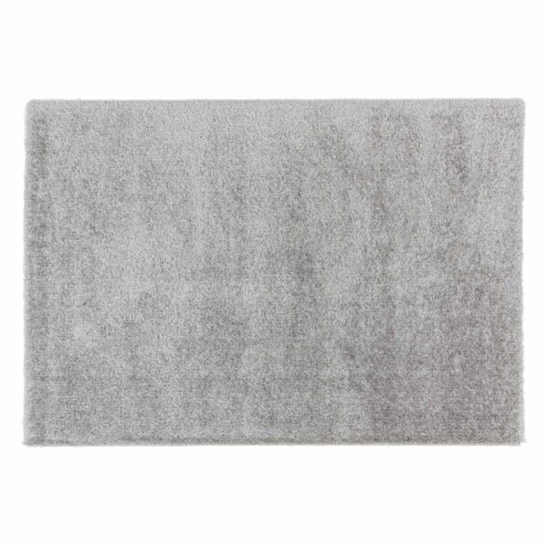 Astra Matera Teppich rechteckig Farbe Grau