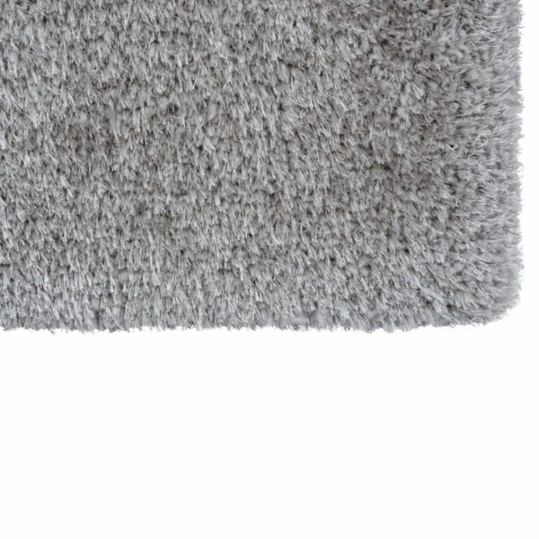 Astra Matera Teppich rechteckig Farbe Grau – Detail