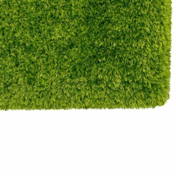Astra Matera Teppich rechteckig Farbe Grün – Detail