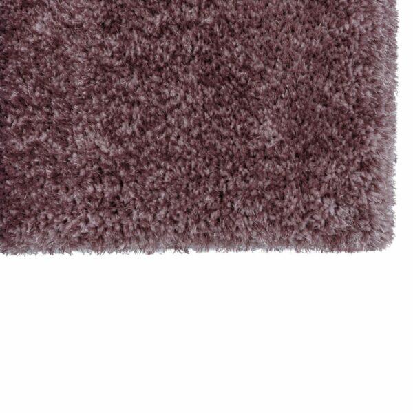 Astra Matera Teppich rechteckig Farbe Mauve – Detail