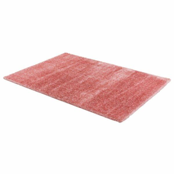 Astra Matera Teppich rechteckig Farbe Raspberry – seitliche Ansicht