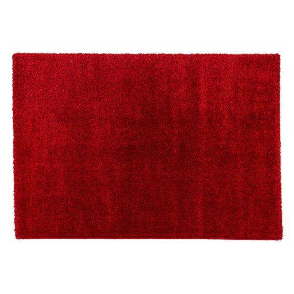 Astra Matera Teppich rechteckig Farbe Rot