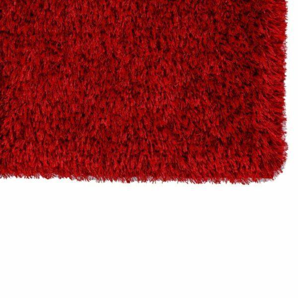 Astra Matera Teppich rechteckig Farbe Rot – Detail