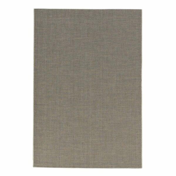 """Astra """"Rho"""" Teppich im Design 190 mit der Farbe Braun in frontaler Ansicht."""