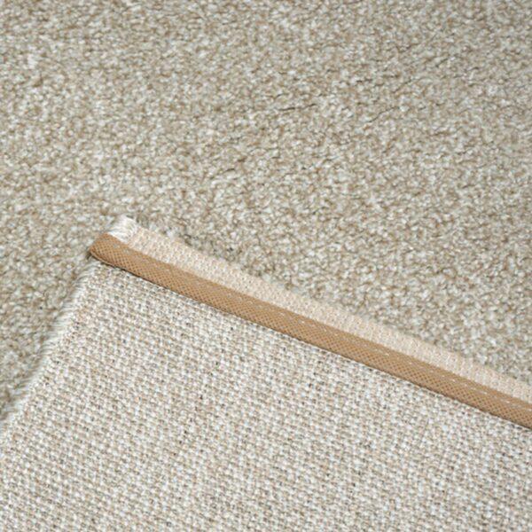 """Astra """"Samoa"""" Teppich in der Farbe Beige in Detailansicht."""