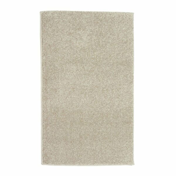 """Astra """"Samoa"""" Teppich in der Farbe Beige in frontaler Ansicht."""