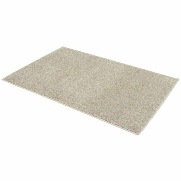 """Astra """"Samoa"""" Teppich in der Farbe Beige in liegender Ansicht."""