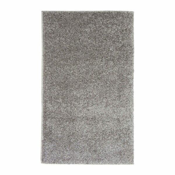 """Astra """"Samoa"""" Teppich in der Farbe Grau in frontaler Ansicht."""