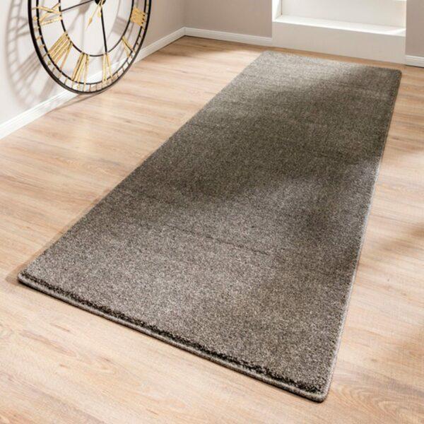 """Astra """"Samoa"""" Teppich in der Farbe Grau im Mileu 2."""