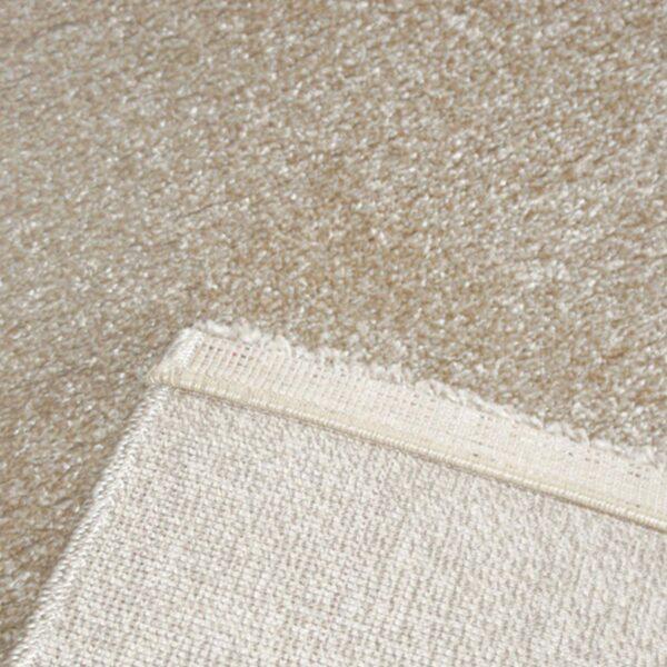 """Astra """"Samoa"""" Teppich in der Farbe Haselnuss in Detailansicht."""