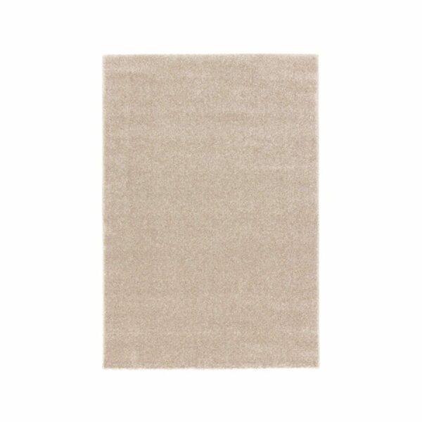 """Astra """"Samoa"""" Teppich in der Farbe Haselnuss in frontaler Ansicht."""