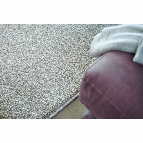 "Astra ""Samoa"" Teppich in der Farbe Silber im Mileu."
