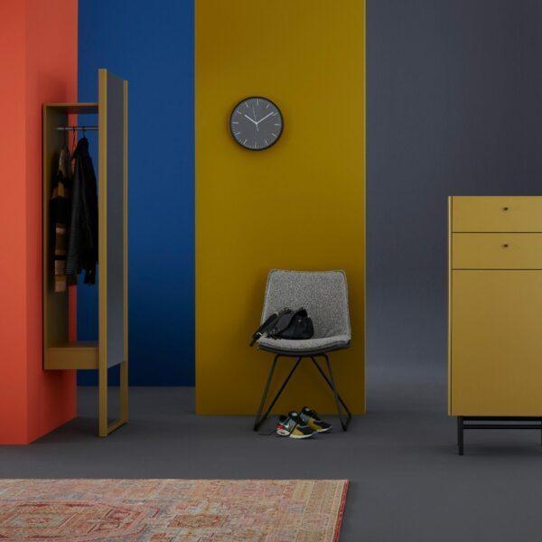 Astra Shining Teppich – 170 x 240 cm – Wohnbeispiel