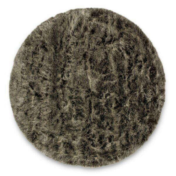 Runder Teppich Bella shape von Astrain Braun