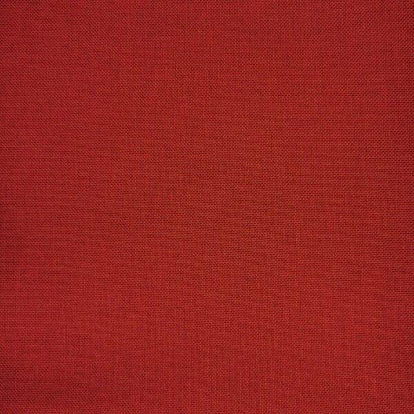 Bezug B 396 rot feinmeliert
