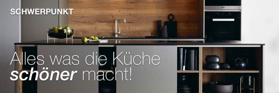 Schwerpunkt: Alles was die Küche schöner macht!