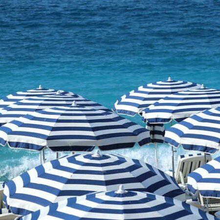 Farbkonzepte: Frisches Wohnambiente mit Blau