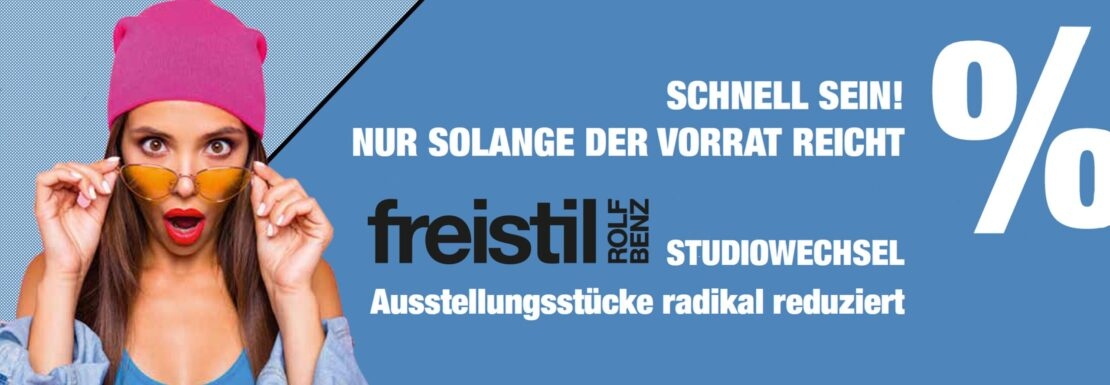 freistil by Rolf Benz Studiowechsel