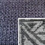 Sofabezug Paris-Deep-Blue 1880 – Kissenbezug Socrates Grau 03